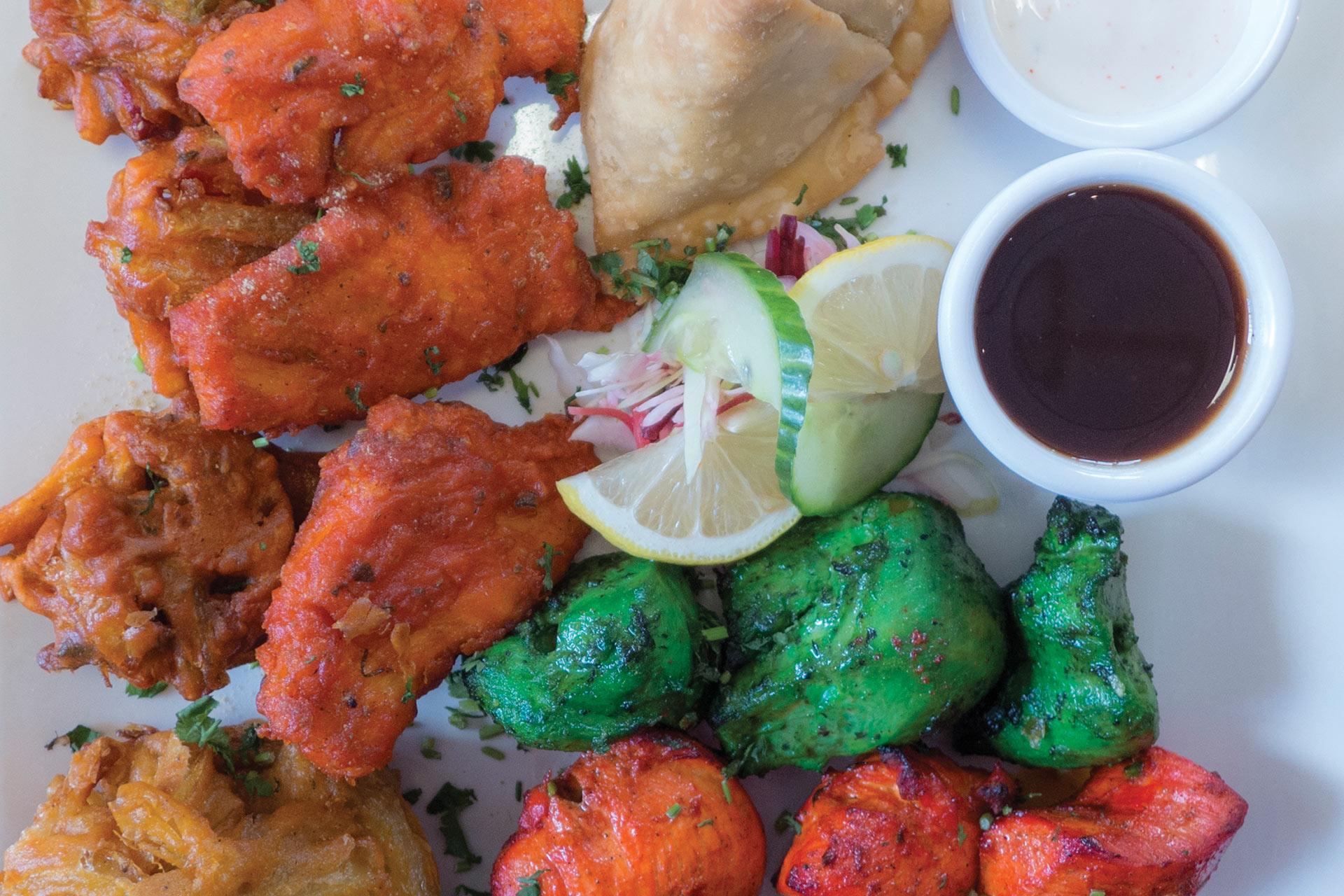 Punjabi Restaurant in Tenerife